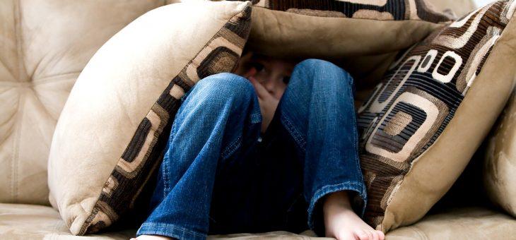 Miedos infantiles: qué podemos hacer para ayudar al niño