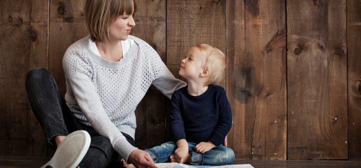 Cómo comunicarnos con los más pequeños: la importancia de la comunicación en familia